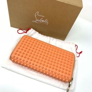 Christian Louboutin Panettone Wallet Spiked